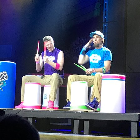 Buckets N Boards Comedy Percussion Show: photo3.jpg