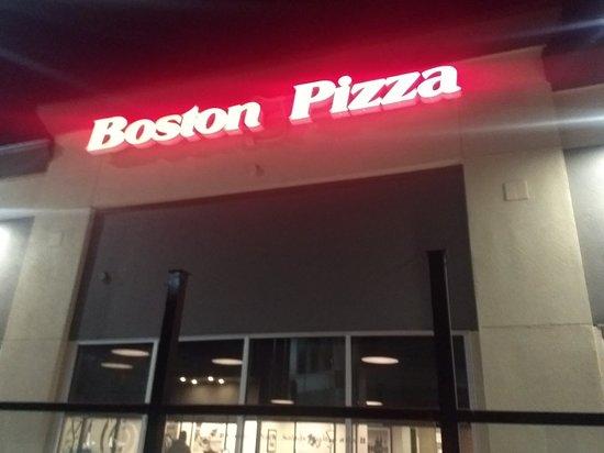 Boston Pizza照片
