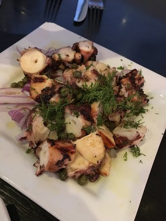 Rafina Greek Taverna: octopus