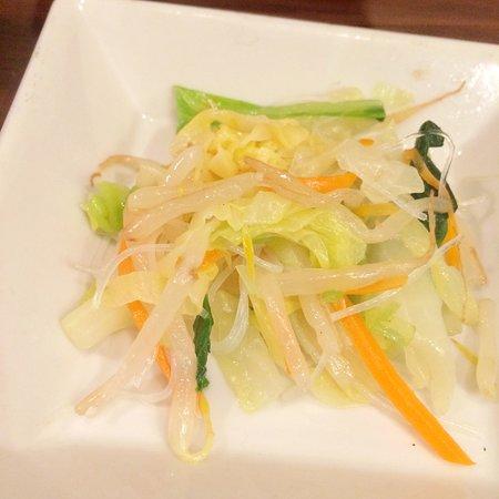 Dogenro Sichuan Xiaochi: 前菜1