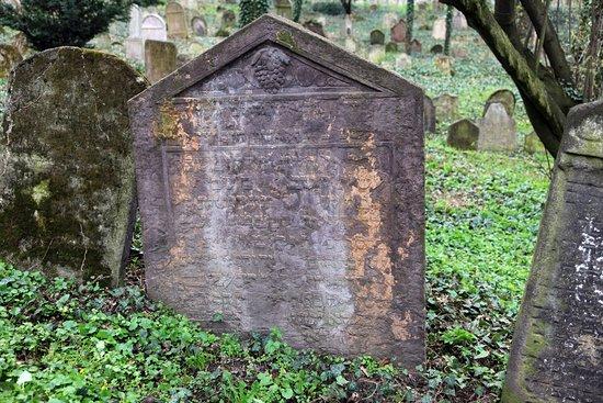 Jewish Cemetery in Kolín