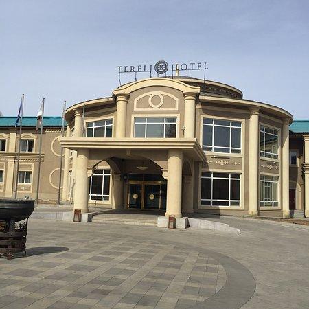 Terelj Hotel visit