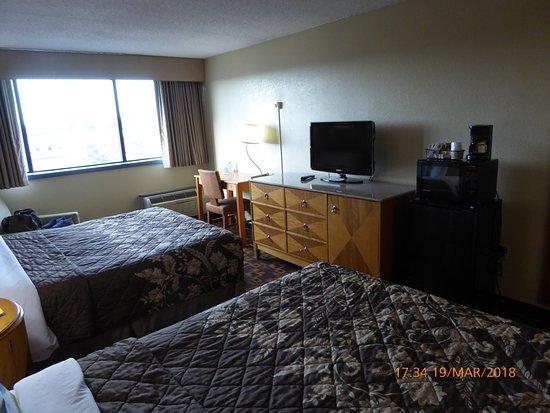 Days Inn Gettysburg: Room view 2