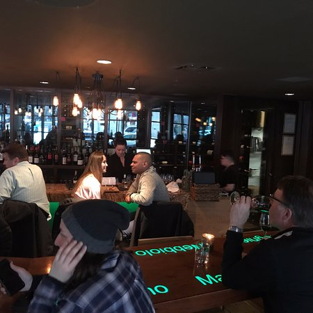 Eno chicago magnificent mile restaurant reviews for Table 52 chicago tripadvisor