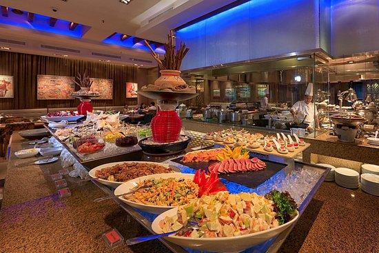 best hotel buffet in kuala lumpur