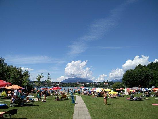 Ledenitzen, Αυστρία: Faaker See (lake nearby)