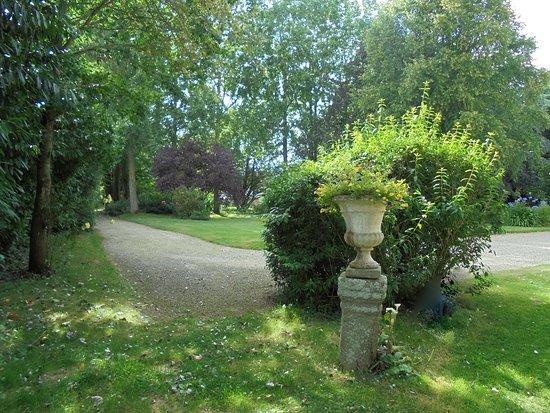 Planguenoual, France: parc