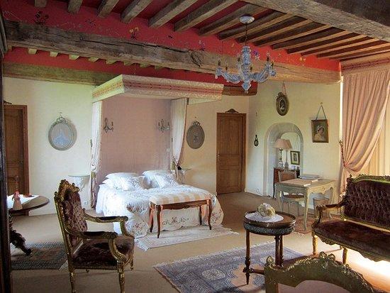 Planguenoual, France: chambre suite prestige Typhaine