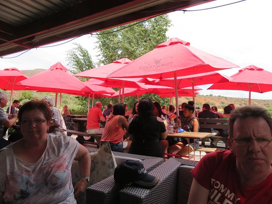 "Viljoensdrift Wine Farm: Restaurant ""Viljoensdrift"""