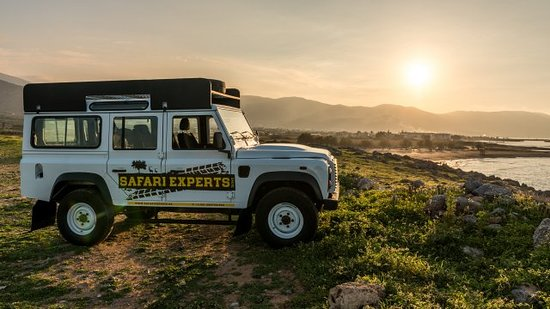 Safari Experts Crete