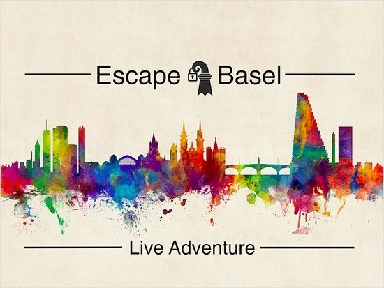 ‪Escape Basel‬