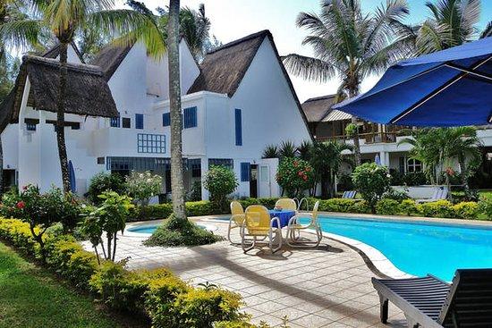 Blue Bird, hôtels à Pereybere