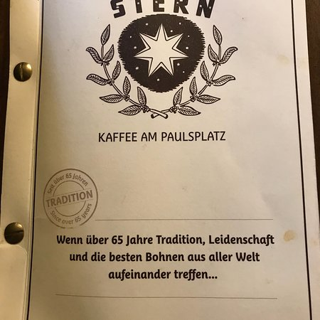 תמונה מStern Kaffee