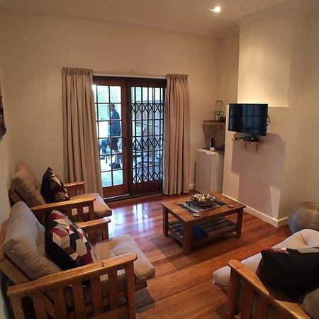 Addo, Sydafrika: Sehr schönes Guesthouse in einer ruhigen Gegend