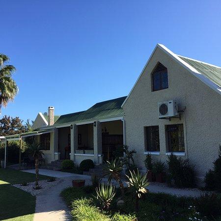 Addo, Güney Afrika: Sehr schönes Guesthouse in einer ruhigen Gegend