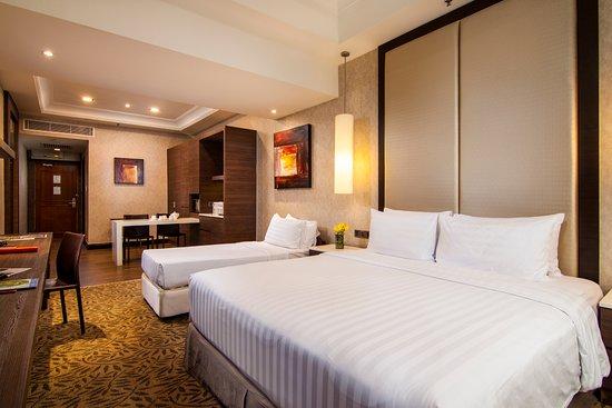 Sunway Putra Hotel, hôtels à Kuala Lumpur