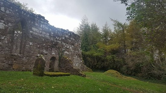 Dungiven, UK: priory