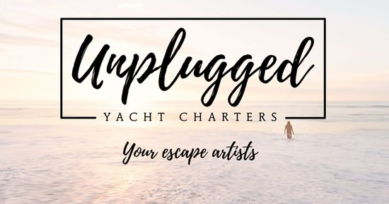 Jolly Harbour, Antigua: Unplugged Logo