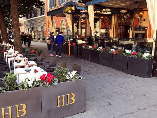 Harry S Bar Rome Via Vittorio Veneto 150 Ludovisi Menu
