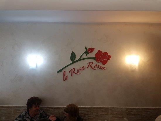 写真La Rosa Rossa枚