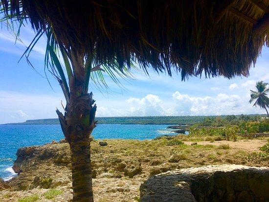 Boca de Yuma, Доминикана: Ausblick auf das Naturreservat