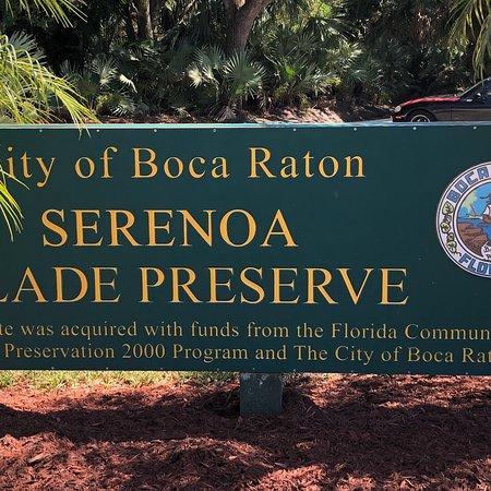 Boca Raton, FL: Serenoa Glade Preserve