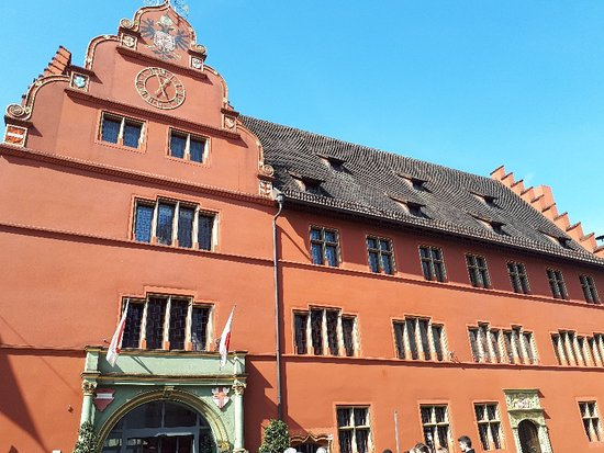Freiburg Tourist Information Centre