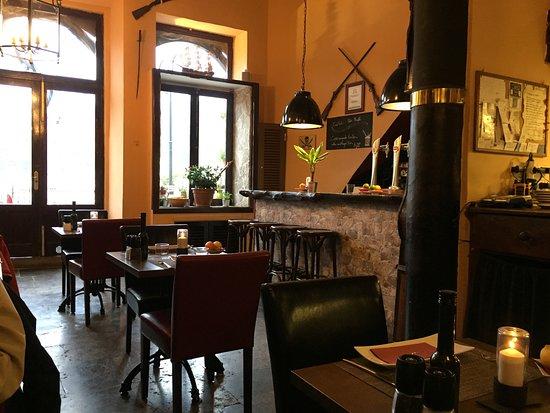 EL PIRATA : interior or restaurant