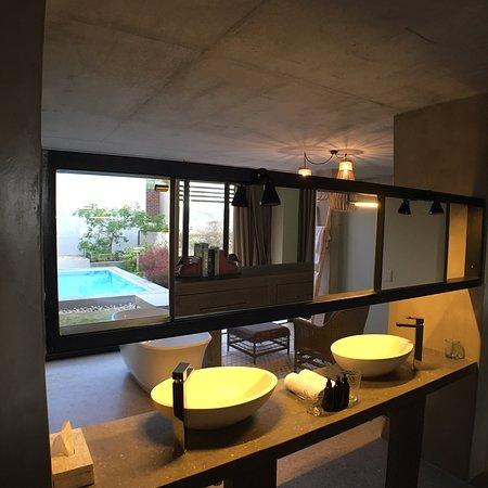 Christiana Lodge: Schick... Zimmer im House Phillip Nr 1 mit privatem Pool