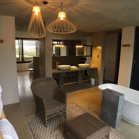 Christiana Lodge: Schick... Zimmer im House Phillip Nr 1 mit privatem Pool