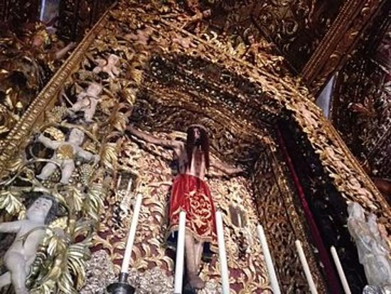Catedral de Ourense: Santo Cristo