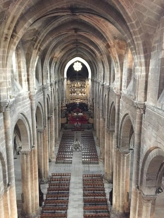 Catedral de Ourense: Nave central