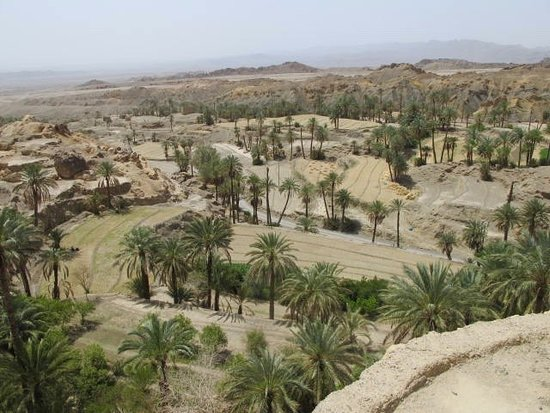 South Khorasan Province, إيران: Views abound from Nayband