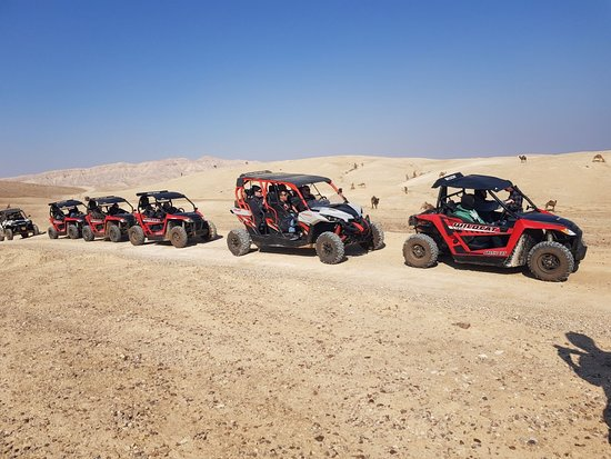 Jerusalem ATV Adventure Tours