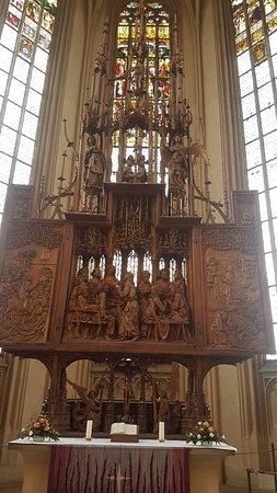 St. Jacob's Church (St. Jakobskirche): 20180329_152452_large.jpg