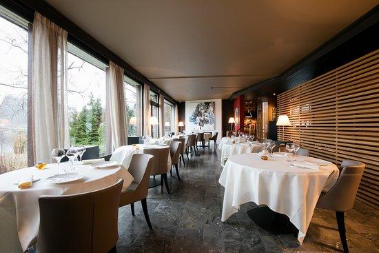 Робертвилль, Бельгия: Restaurant
