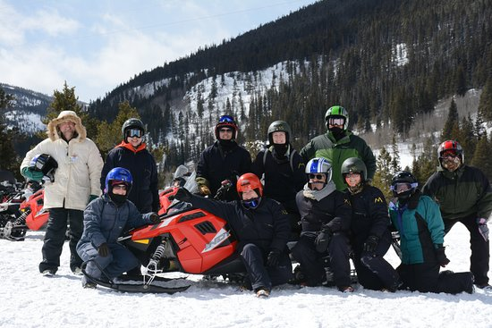 Copper Mountain, CO: Team-building outing