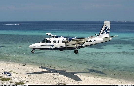 Posada Acuario: vuelos a los Roques