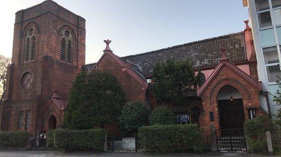 日本聖公会聖アグネス教会