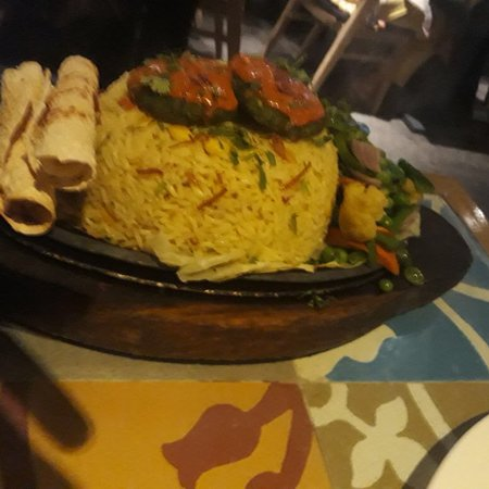 Ambience & Delicious Food