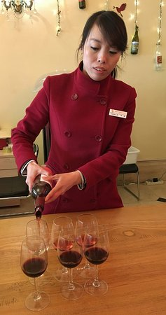 Private Changyu Chateau Wine Tasting Tour and Mutianyu Great Wall Visit: Wine tasting at The Great Winery of China- Changyu!