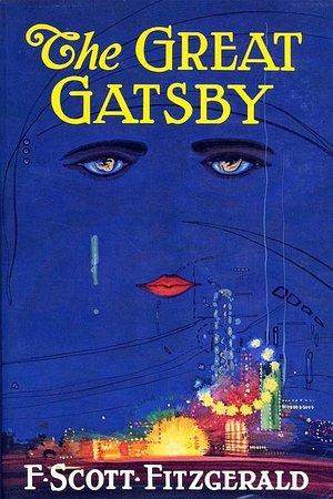 Roslyn, Estado de Nueva York: Original cover art for Great Gatsby on view in blockbuster Jazz Age show