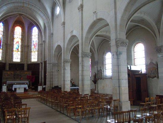 Église Saint Barthélémy