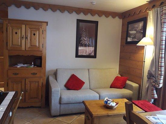 Apartamentos Pierre & Vacances Premium Fermes Soleil: 20180303_165652_large.jpg