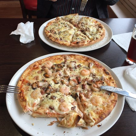 pizza könig minden
