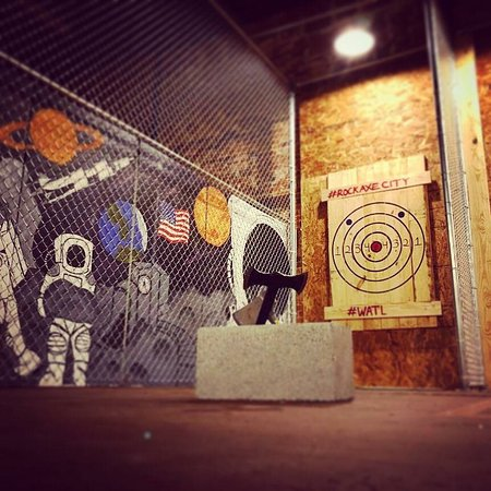Rockaxe City Throwing Club