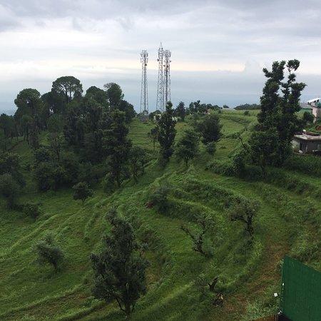 Actually heavenly abode of Himalayan hillsy