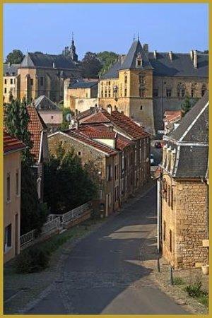 Cons-la-Grandville, France : notre village l'un des plus beau de France..