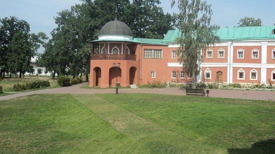 Vestry Museum at Nicolo-Ugreshsky Monastery