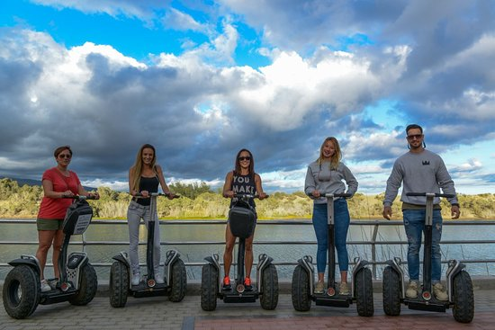 San Bartolome de Tirajana, Spain: Segway Tour around Maspalomas, Meloneras, Campo Internacional, We will ride segway for 75 min